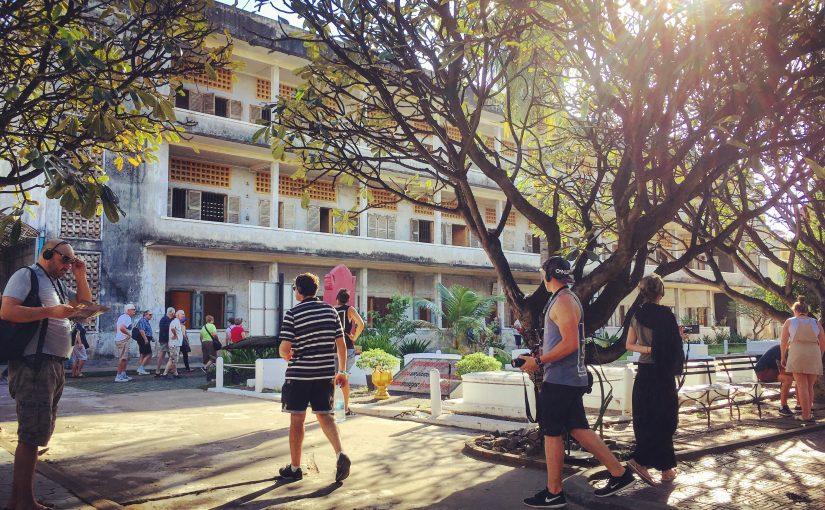 S21, lieu de torture secret des Khmers Rouges en plein centre-ville