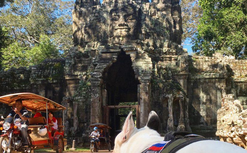 📍🇰🇭 Gamin est au Cambodge